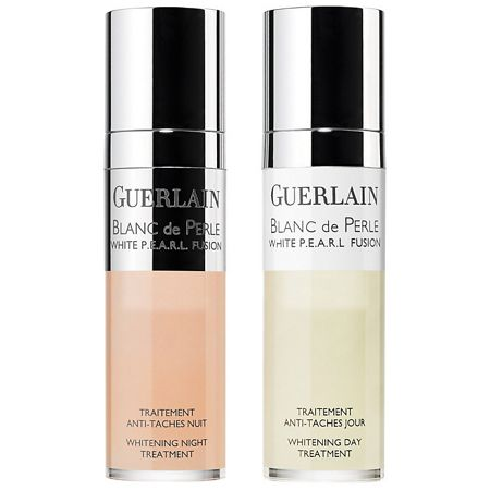 Guerlain Blanc de Perle Whitening Day & Night Treatment