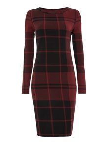 Barbour Orkney tartan dress