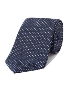 Hugo Boss Diamond Dot Tie
