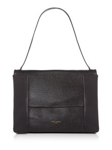 Ted Baker Proter black shoulder bag