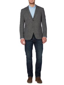 Howick Brooks Basket Weave Blazer