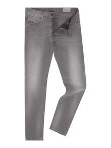 Diesel Sleenker 674T skinny super stretch grey jeans