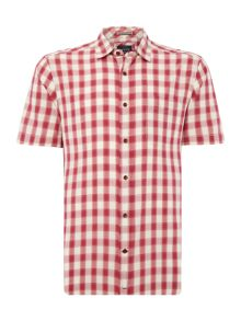 Howick Paulsen Check Short Sleeve Shirt