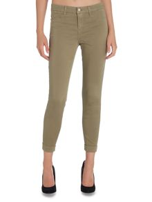 J Brand Anja ankle cuff trouser