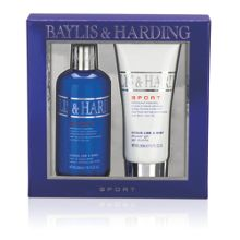 Baylis & Harding Men`s Citrus Lime & Mint 2 Piece Set
