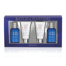 Baylis & Harding Men`s Citrus Lime & Mint 4 Piece Set