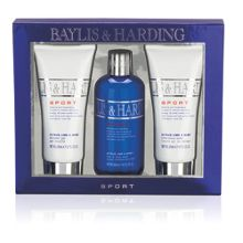 Baylis & Harding Men`s Citrus Lime & Mint 3 Piece Set