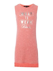 Blush Girls What To Wear T-shirt Dress