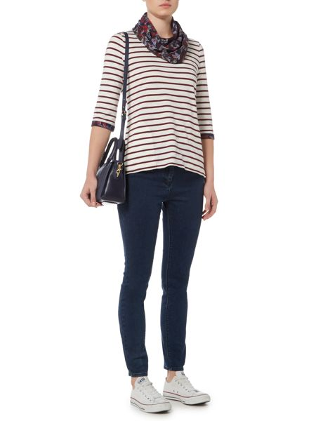 Dickins & Jones Sarah Jersey Top with Scarf