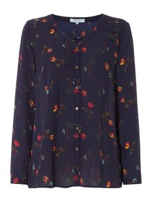 Dickins & Jones Benni Floral Printed Blouse