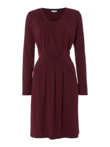 Dickins & Jones Verity V Neck Jersey Dress
