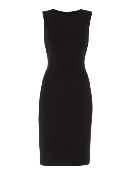 Episode Shift dress with exposed back zip