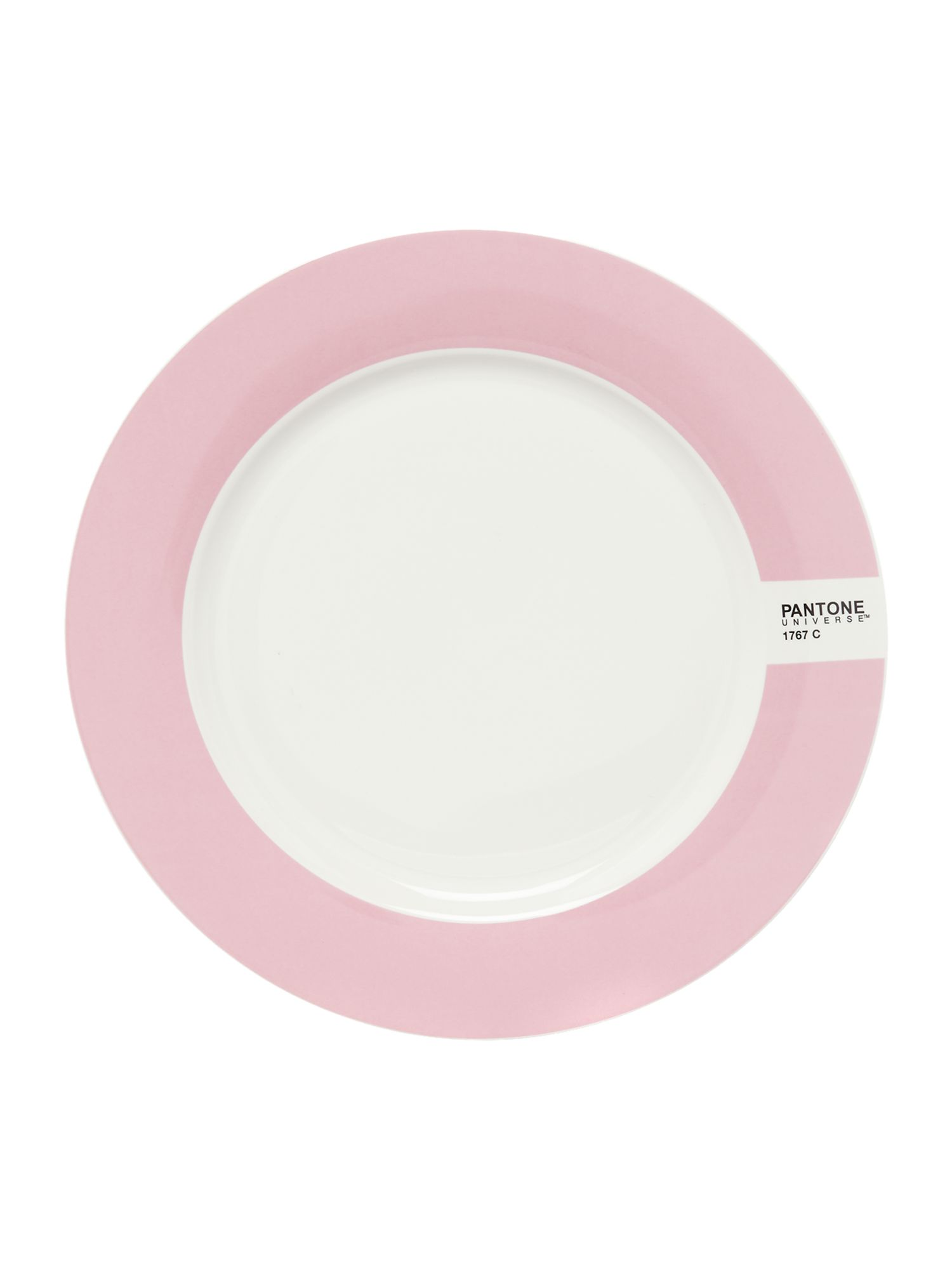 Image of Pantone Medium plate luca trazzi pink