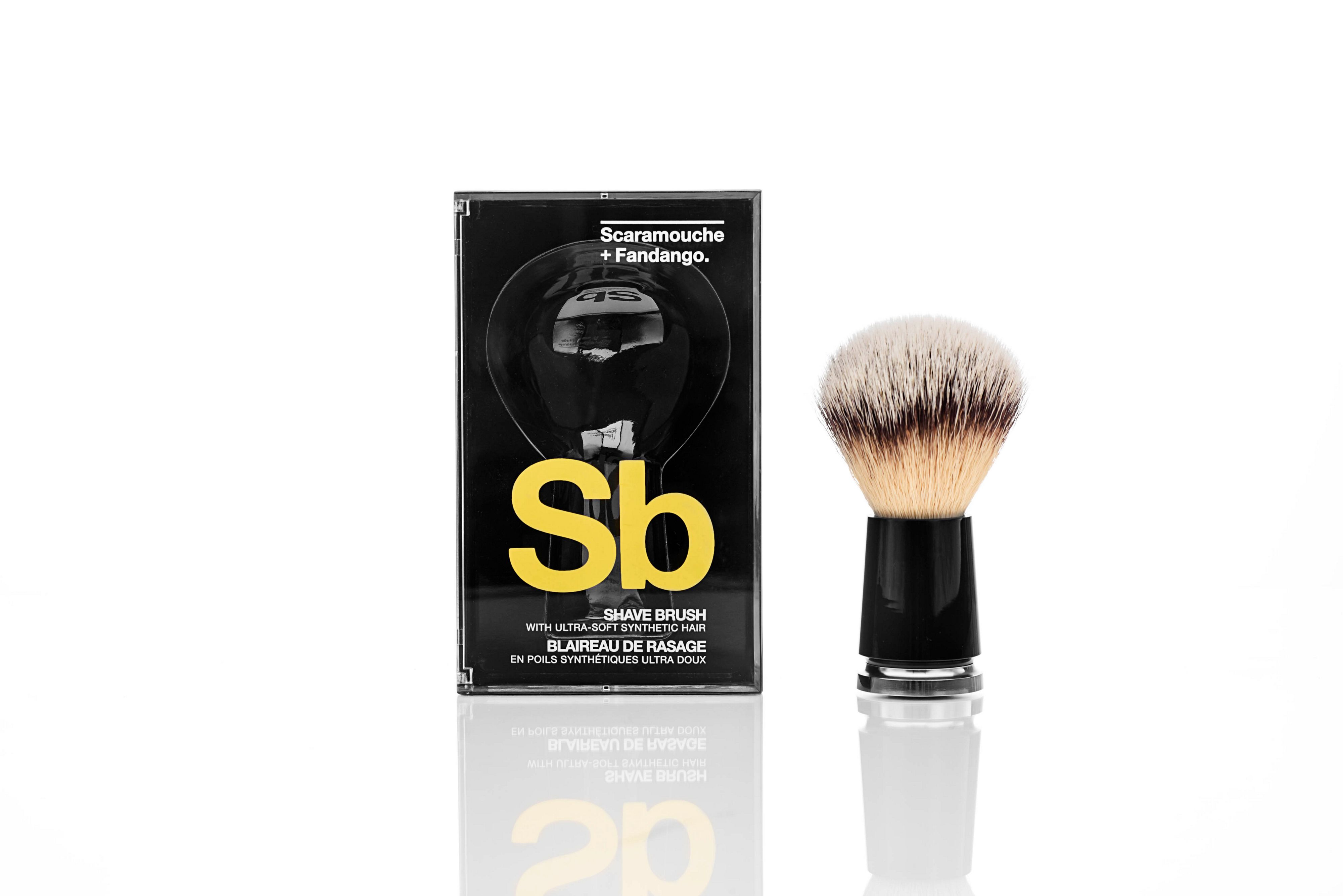 Scaramouche and Fandango Scaramouche and Fandango Shave brush