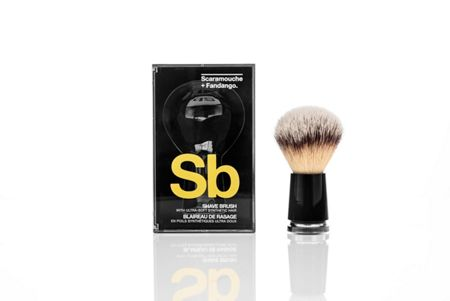 Scaramouche and Fandango Shave brush