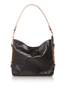 Just Cavalli Black hobo bag