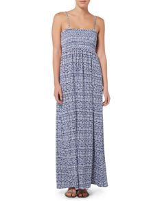 Dickins & Jones Tribal Bandeau Maxi Dress