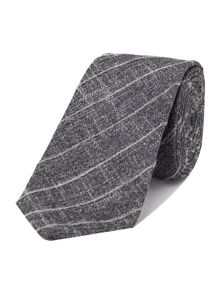 Hugo Boss Wool Stripe Tie