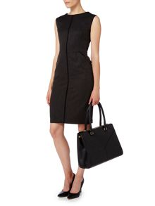 Linea Textured Tailored Dress