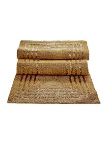 Linea Gold Beaded Runner
