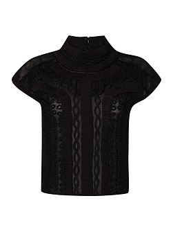 Limited edition victorian blouse
