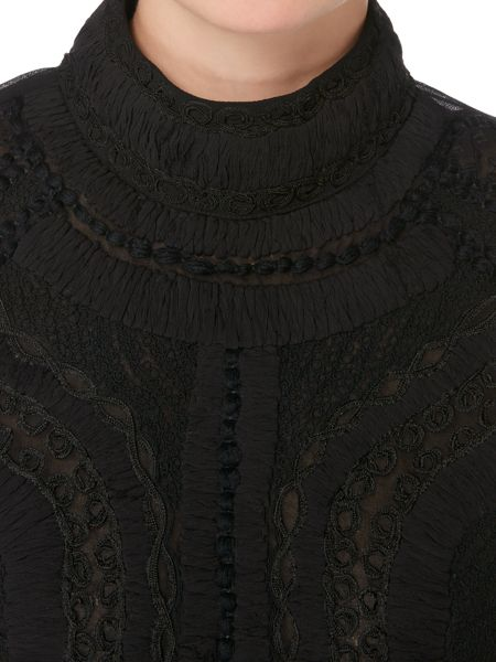 Label Lab Limited edition victorian blouse