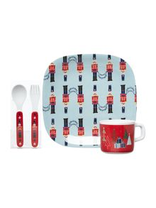 Linea Nutcracker childrens dining set