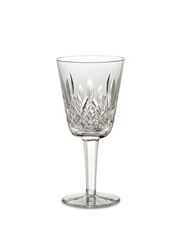 Lismore white wine glass