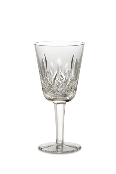 Waterford Lismore white wine glass
