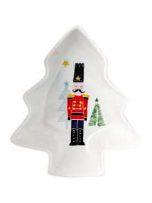 Linea Ceramic tree dish