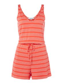 Dickins & Jones Stripe Playsuit
