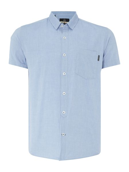 Duck and Cover Larch short sleeve shirt