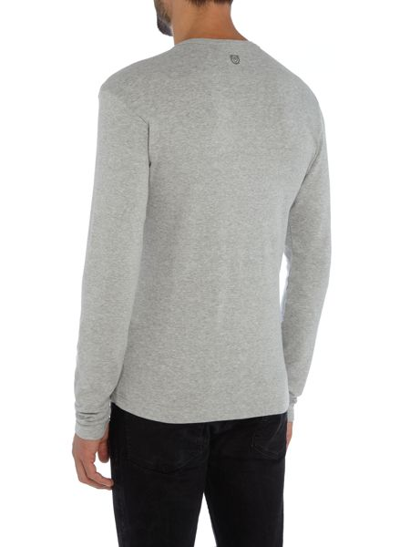 Duck and Cover Stock long sleeve jersey