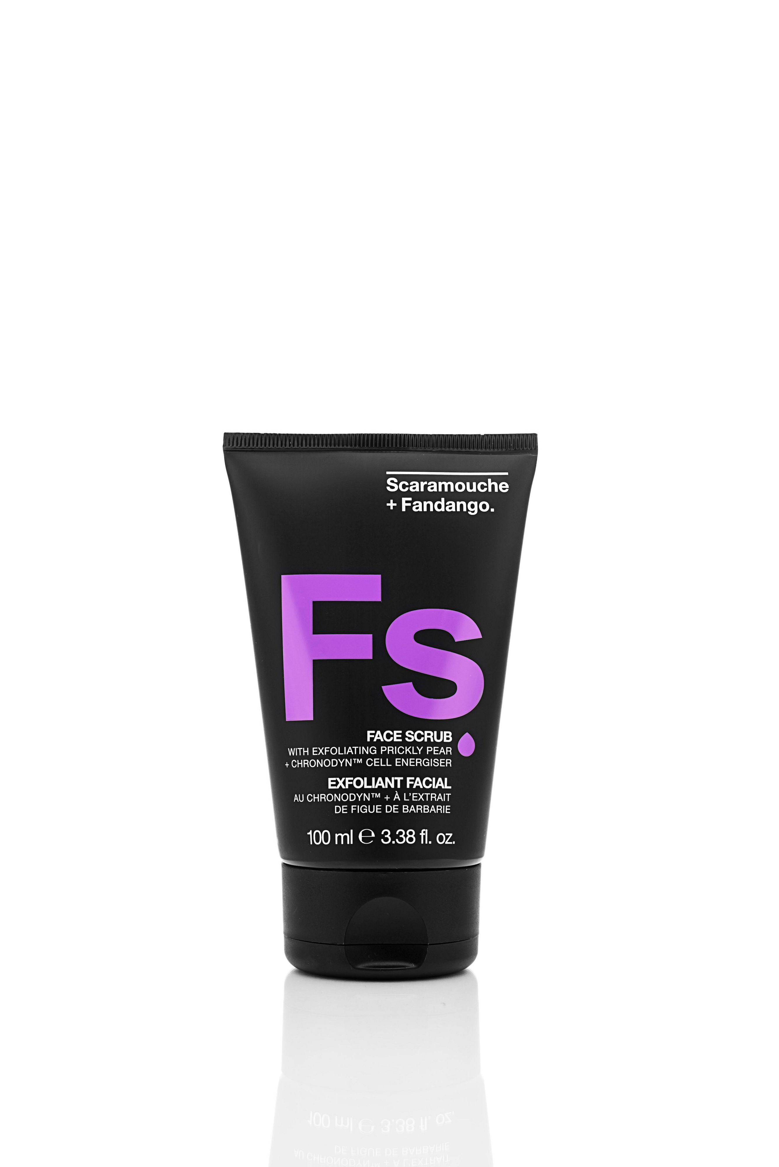 Scaramouche and Fandango Scaramouche and Fandango Men`s Face Scrub 100ml