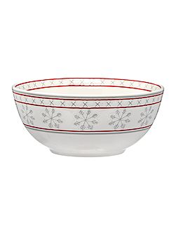 Scandi cereal bowl