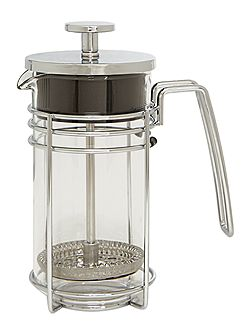 Moderna 2 cup chrome cafetiere