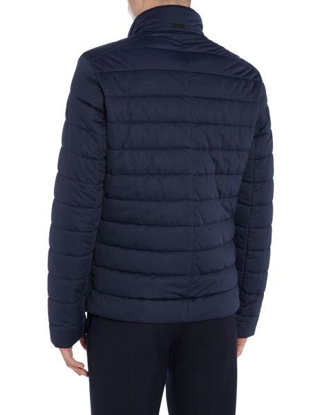 Bugatti Quilted Bomber Coat