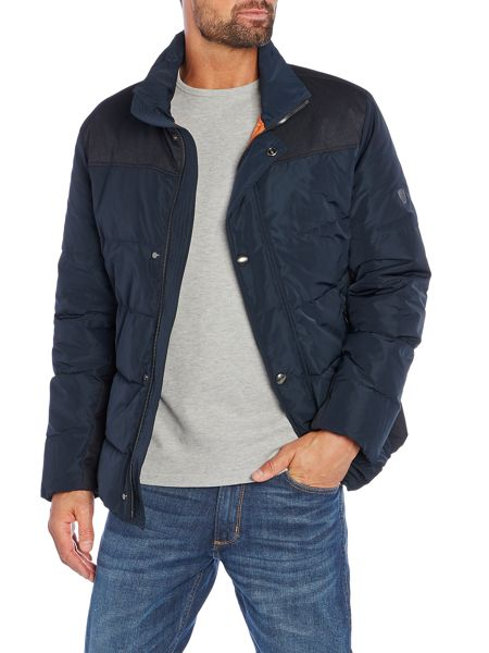 Bugatti Quilted Down Jacket