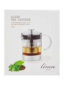 Linea Glass tea infuser