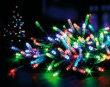 Linea 200 multi-coloured LED christmas lights