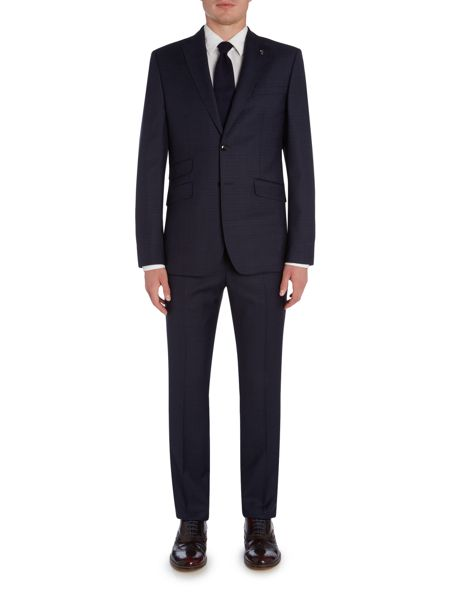 Ted Baker Arjun Bold Check Suit Jacket