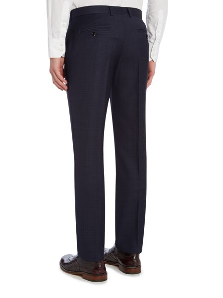 Ted Baker Arjun Bold Check Suit Trousers