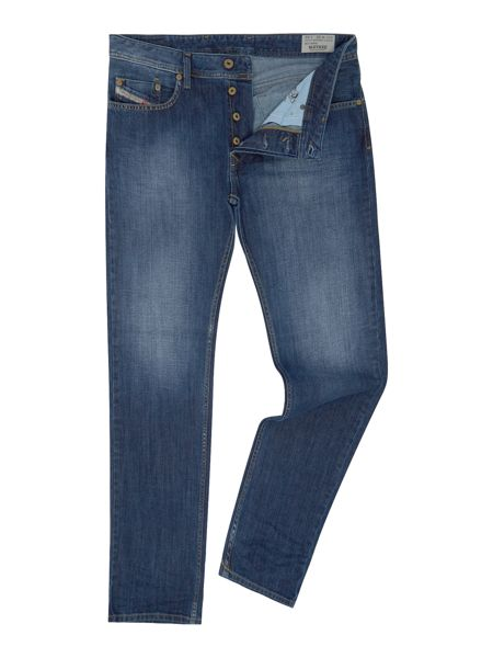 Diesel Waykee 855L straight fit mid blue