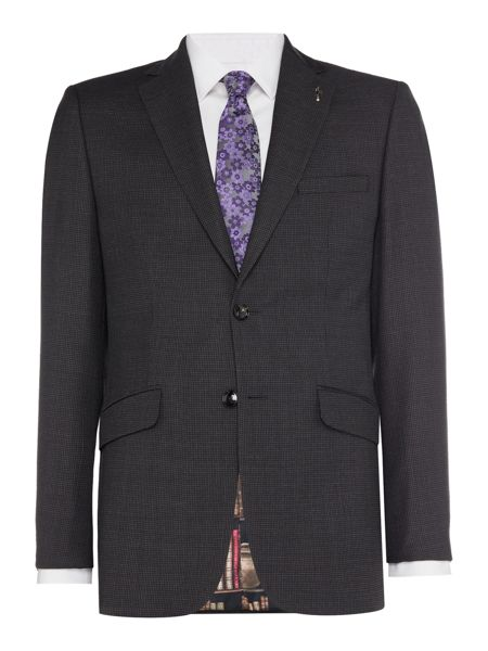 Ted Baker Bob Texture Suit Jacket