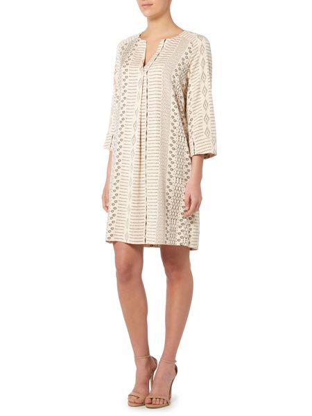 Noa Noa 3/4 sleeve tunic dress