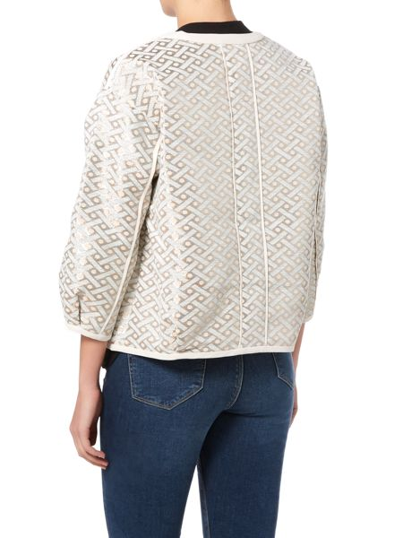 Noa Noa 3/4 sleeve jacket