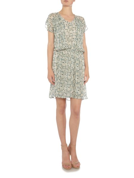Noa Noa Short sleeve dress