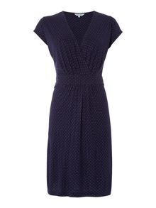 Dickins & Jones Jenny Jersey Wrap Dress