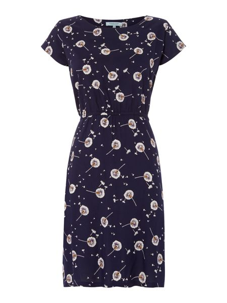Dickins & Jones Whitney Dandelion Printed Dress