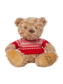 House of Fraser 12inch Fraser Bear